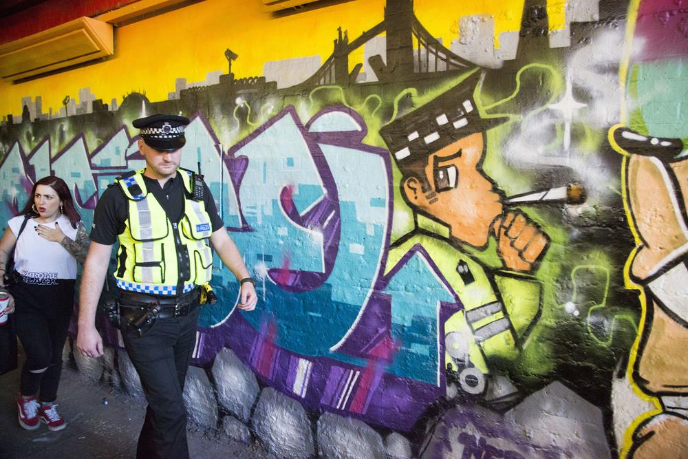 British Transport Police vs Neboe