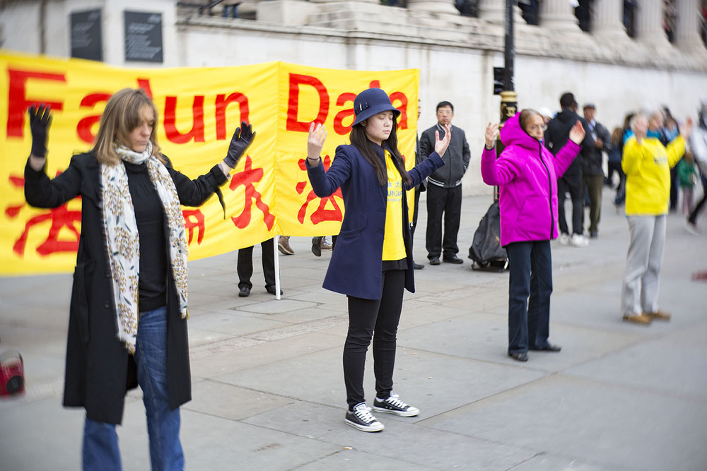 LONDON, UK, Sunday 24 April 2016