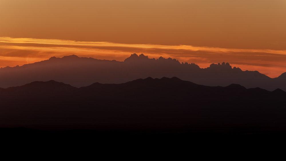 Sunset Organ Mountains 02