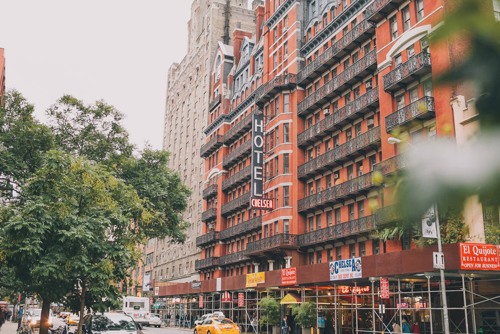 Off Campus Apartments NYC   NYU Housing   Chelsea 5