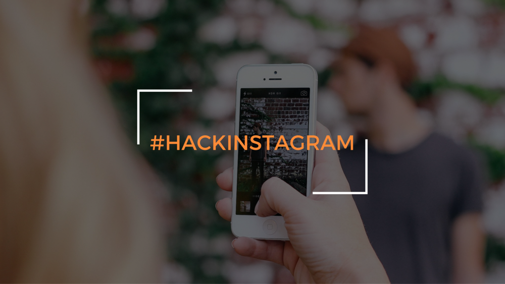 Hack Instagram Social Media High Season