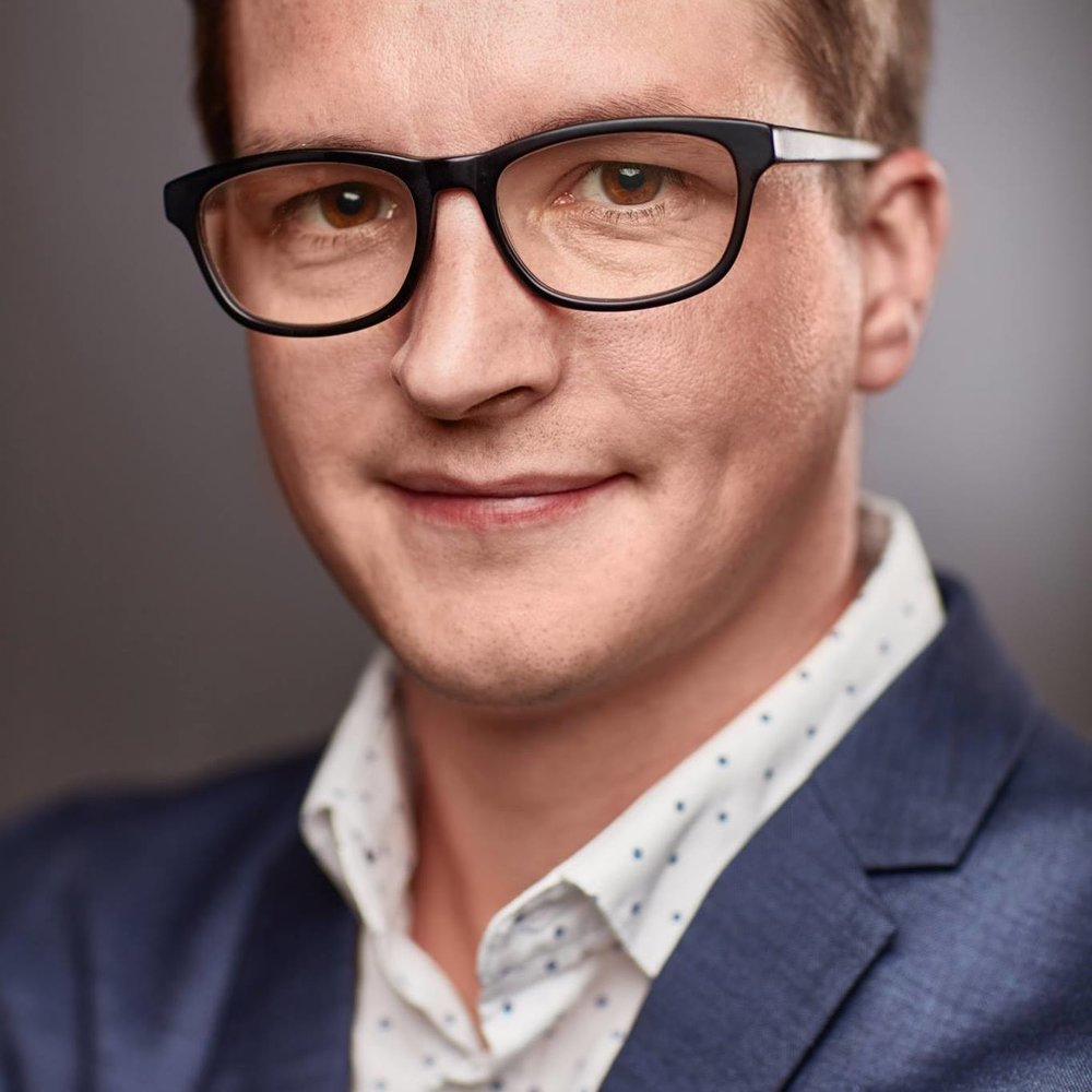 Daniel Hewes, Director, Creative Dot Design -
