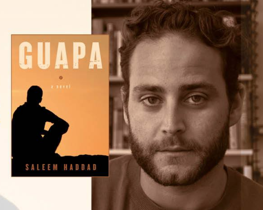 "CO-PRESENTATION: GUAPA BOOK LAUNCH     TPFF is proud to co-present   Saleem Haddad Toronto Book Launch for ""Guapa""    with our friends Another Story Bookshop and Pages UnBound."