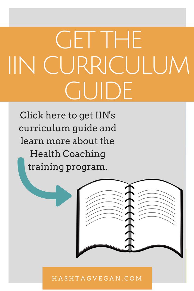 BECOME A HEALTH COACH | IIN CURRICULUM