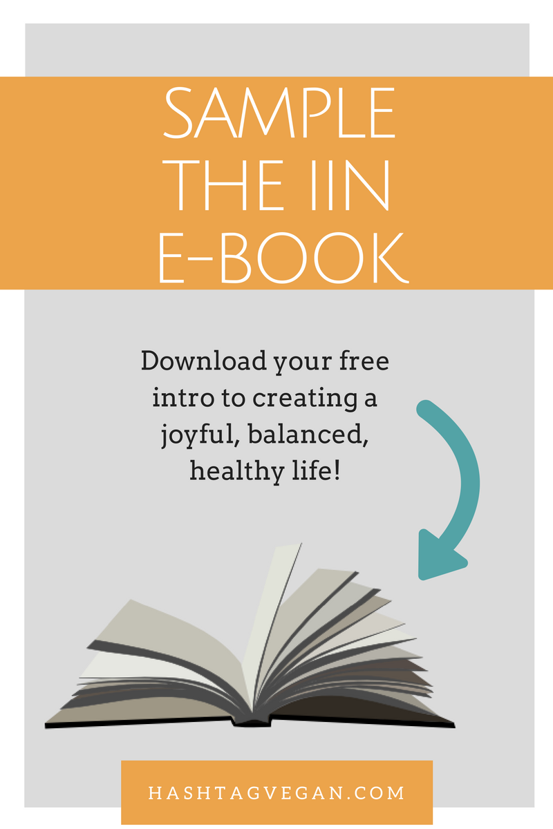 become a health coach | IIN