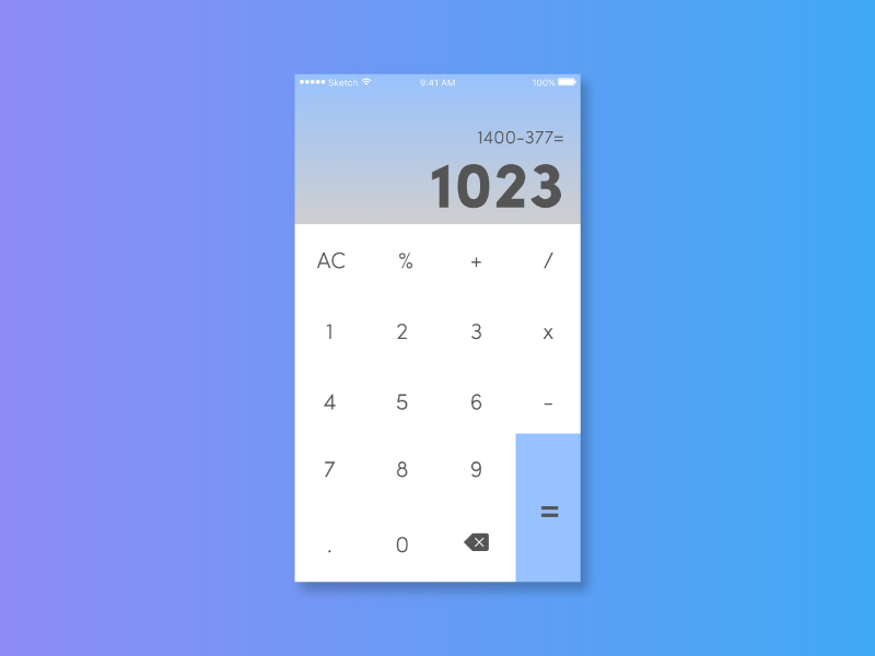 005 Calculator