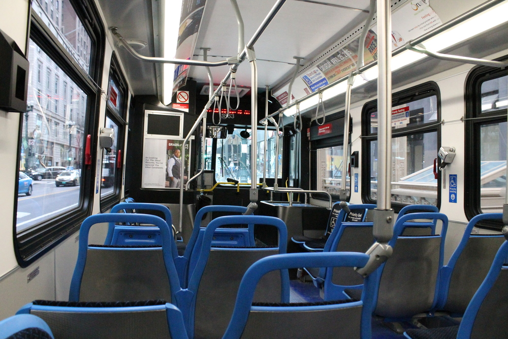 Last day in the city so I hung out in this empty bus (best time to pick boogers and recite haikus).