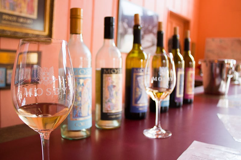 Since no other customers were present,Stacy and I received the VIP treatment from sommelier & manager, Louise Smith.  Louise was super sweet and knowledgeable, we had a splendid time with her.