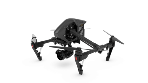Inspire 1 Pro Black Edition With Zenmuse X5