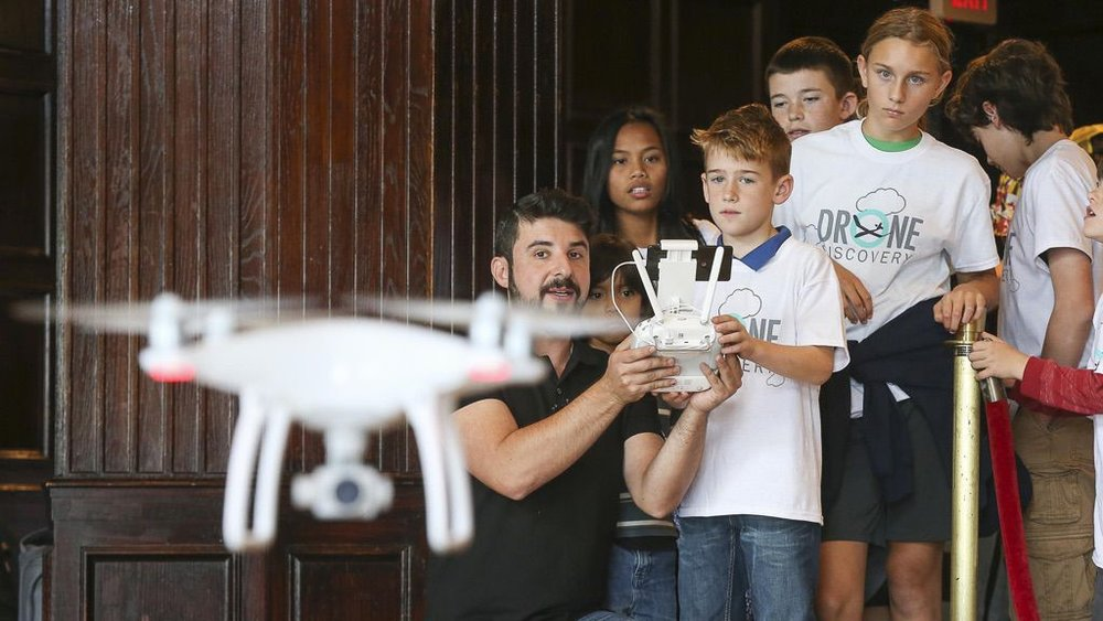 Drones For STEM Program (Expert Drones)