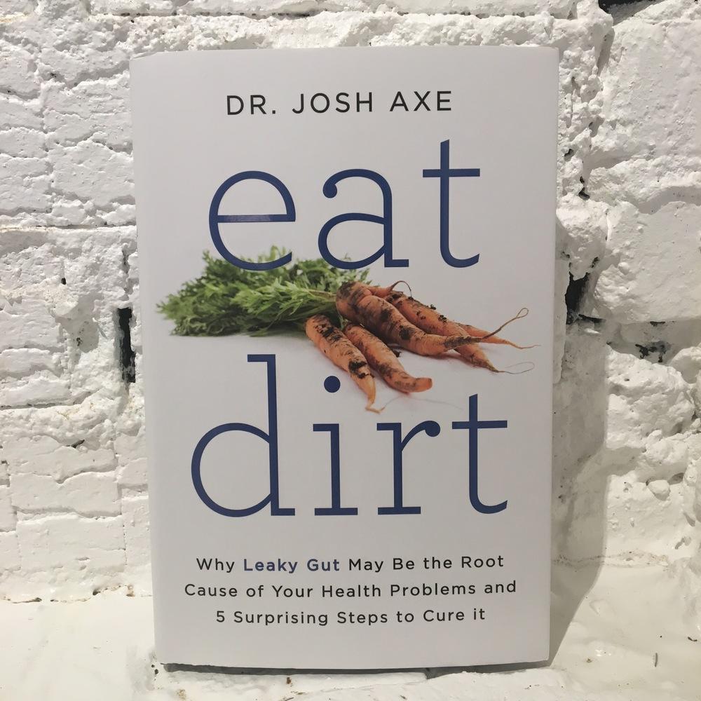 eat dirt healthy gut