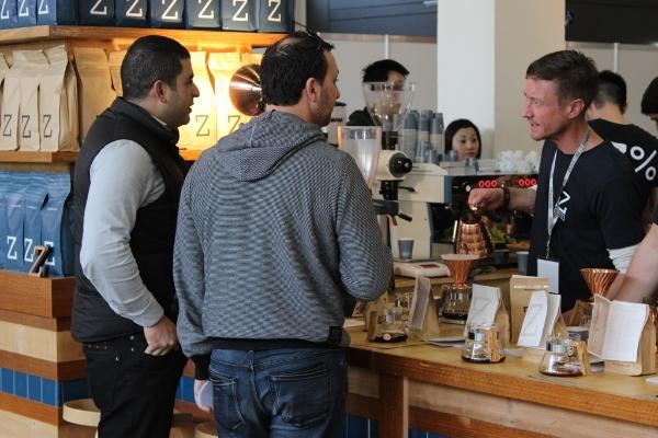 Zest - Sydney Coffee Experience