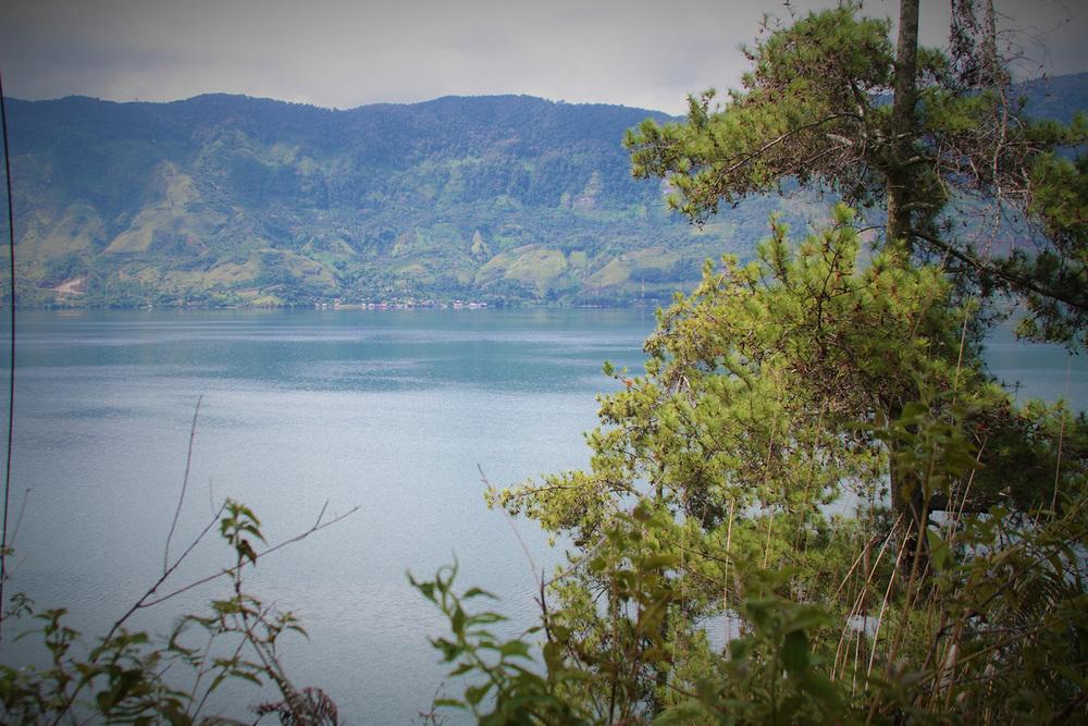 Beautiful Lake Laut Tawar