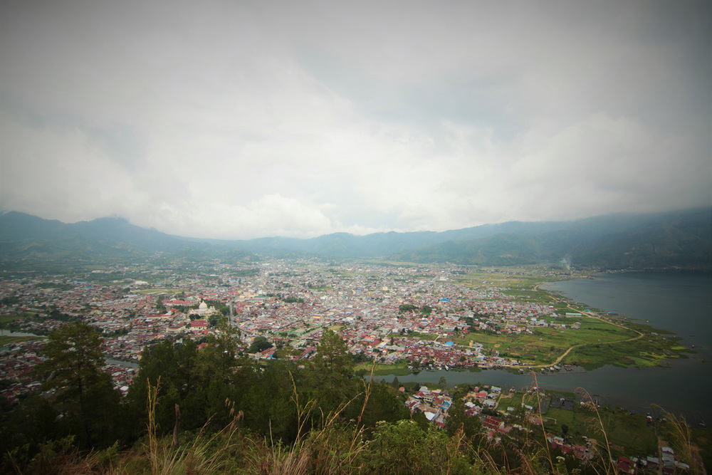 Takengon, in the heart of Gayo Highlands