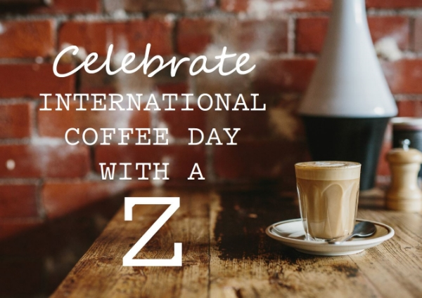 Zests Celebrates International Coffee Day