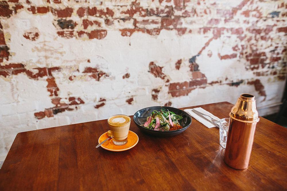 Black Squirrel Cafe Zest Specialty Coffee