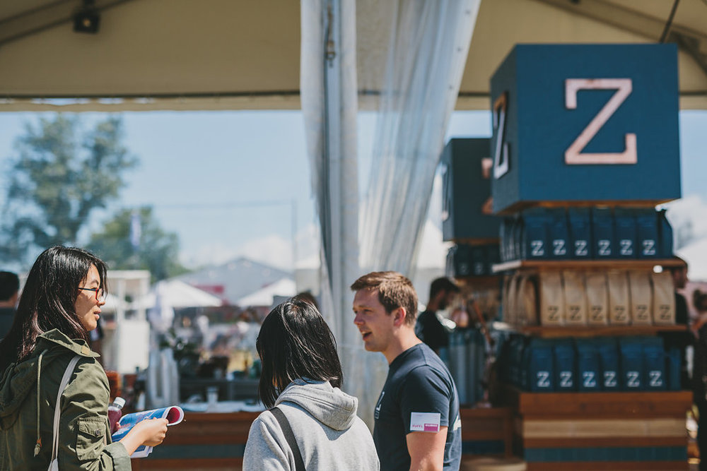 Zest Specialty Coffee At Melbourne Taste Festival