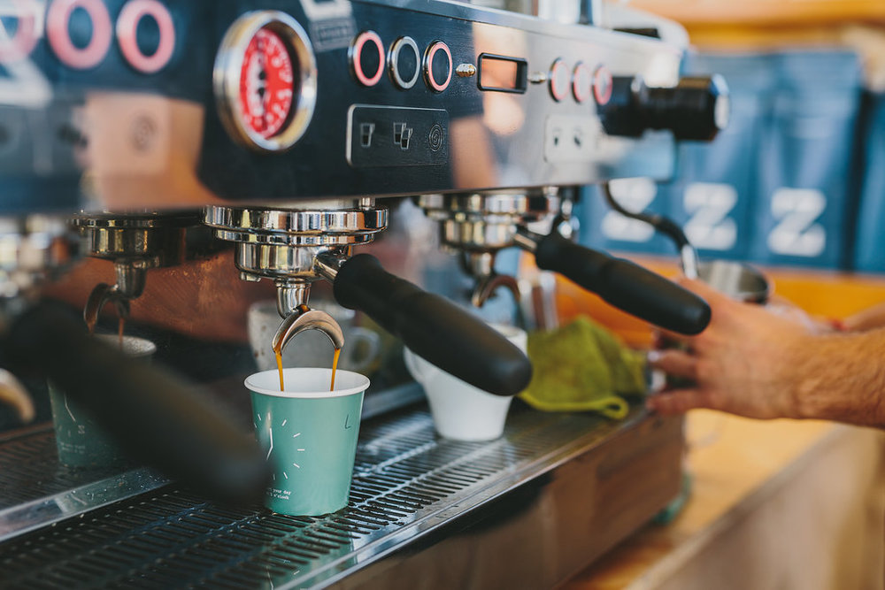 Zest Specialty Coffee Roasters