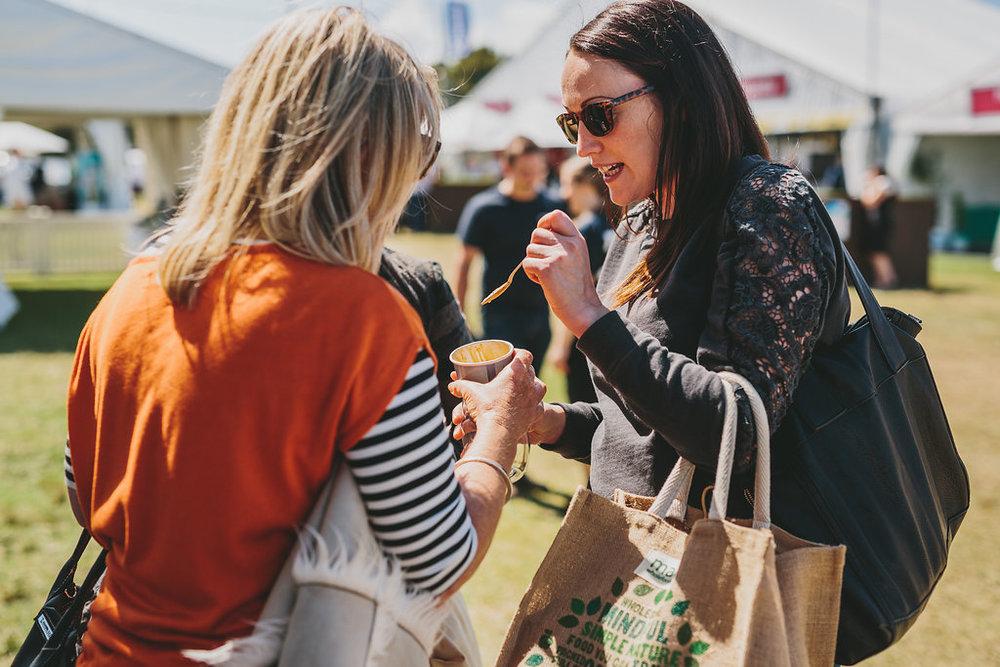 Melbourne Taste Festival Albert Park