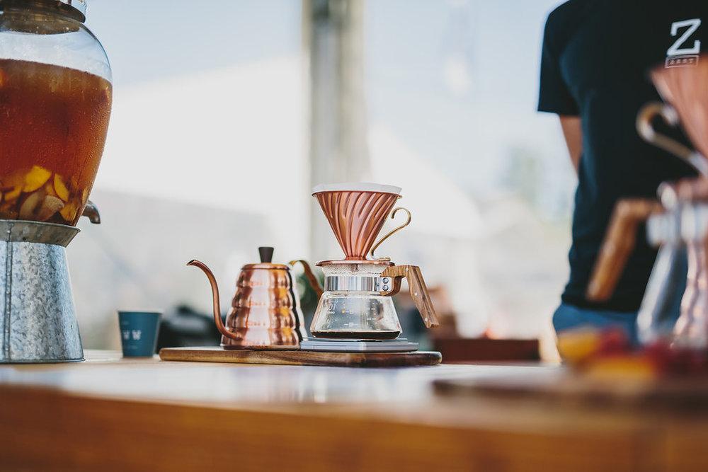 Zest Specialty Coffee Melbourne Taste Festival