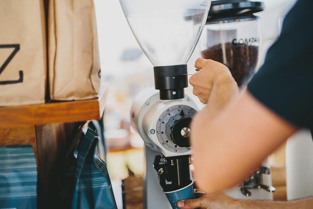 Zest Coffee At Melbourne Taste Festival