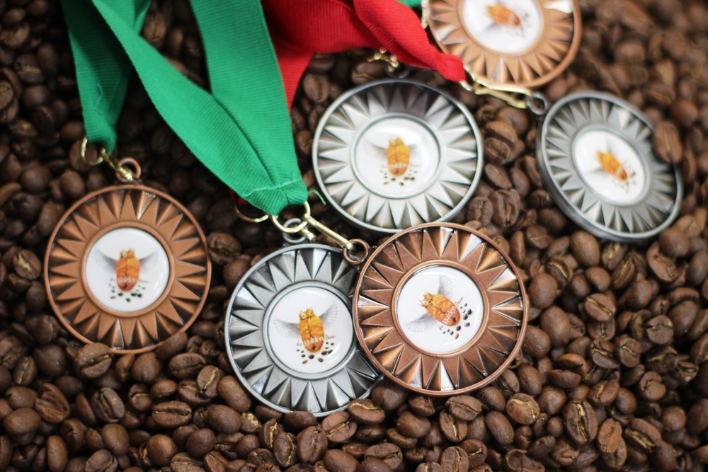 Golden Bean Medals x6.JPG