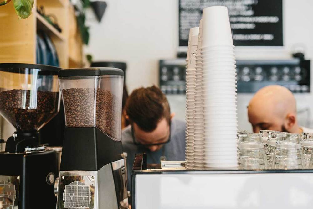 North & Eight Cafe Zest Specialty Coffee