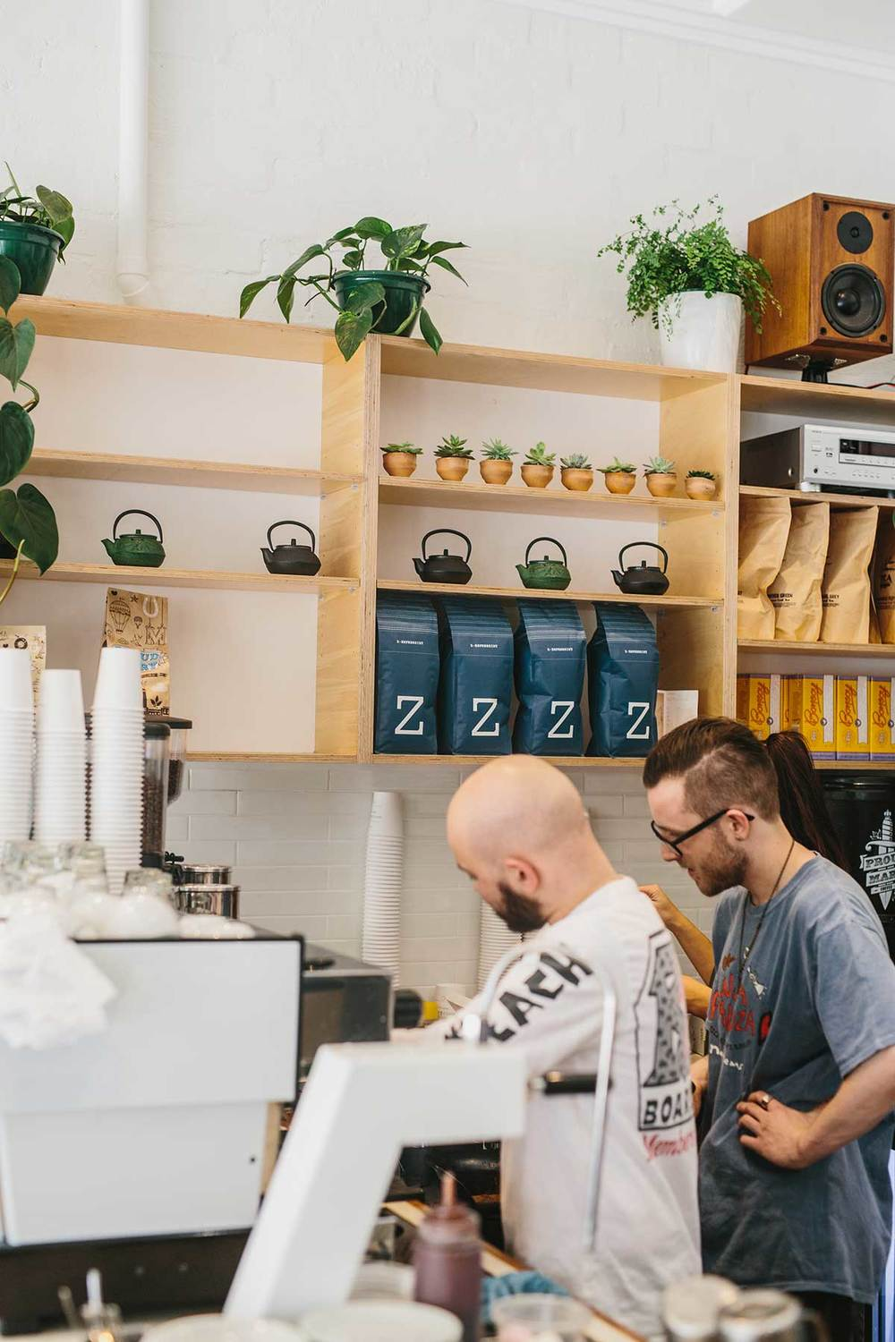 North & Eight Cafe Zest Specialty Coffee Roasters Melbourne