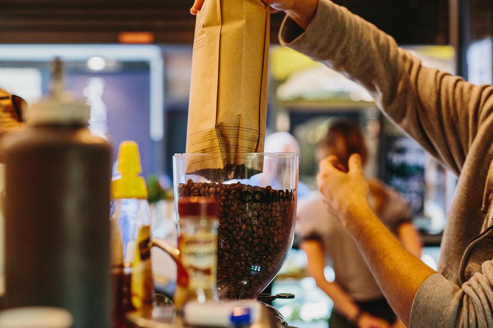 Three Little Monkeys Zest Specialty Coffee Roasters Melbourne