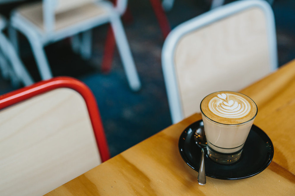 The Odd Room Zest Specialty Coffee Latte Art