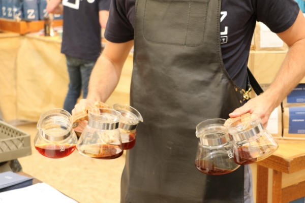 Zest Specialty Coffee MICE 2016