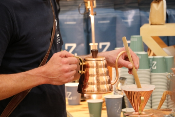Zest Specialty Coffee At MICE 2016