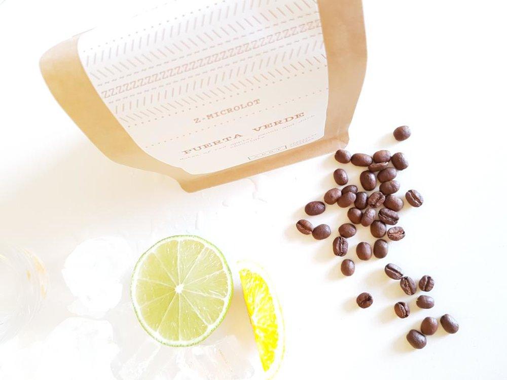 Zespresso Tonic Ingredients