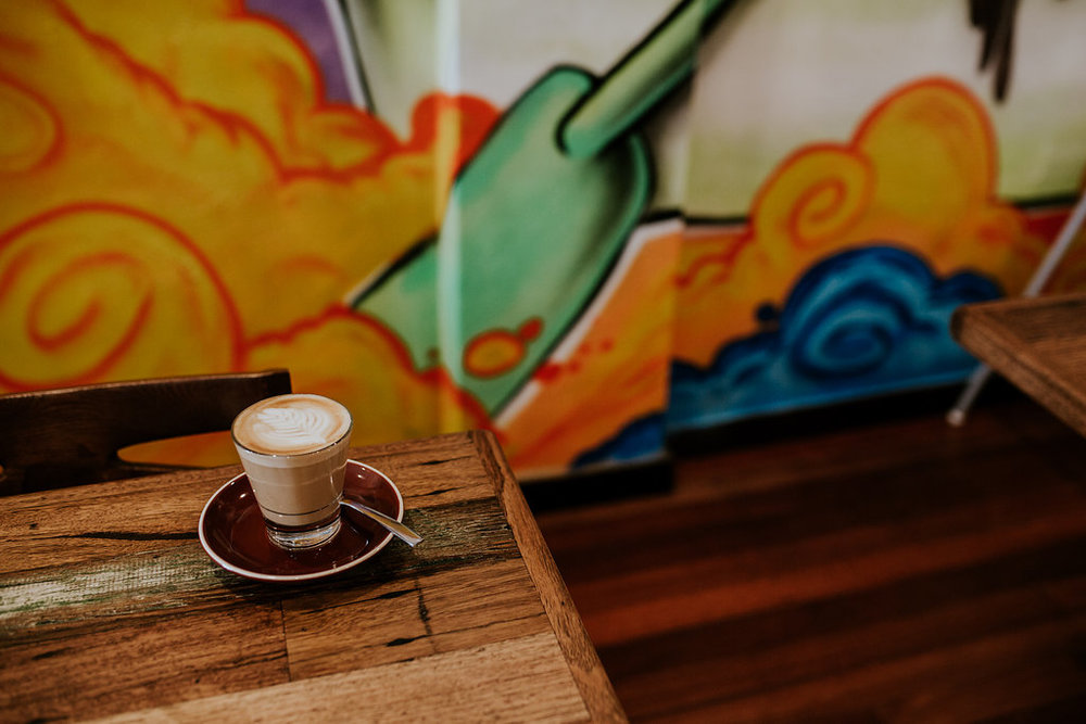 Nomadic Cafe Zest Specialty Coffee Melbourne