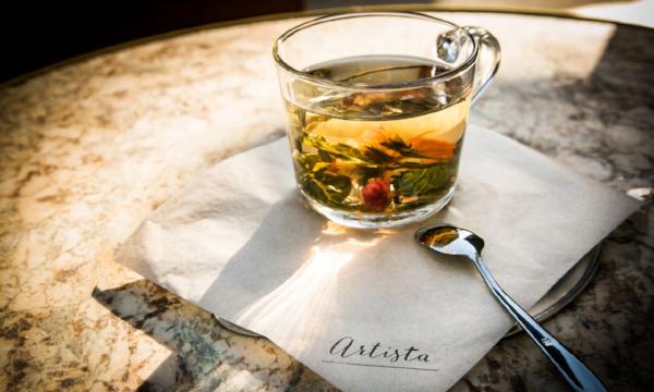 Artista Cafe Zest Specialty Tea