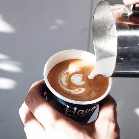 Haven Coffee Tailoring - Surrey Hills
