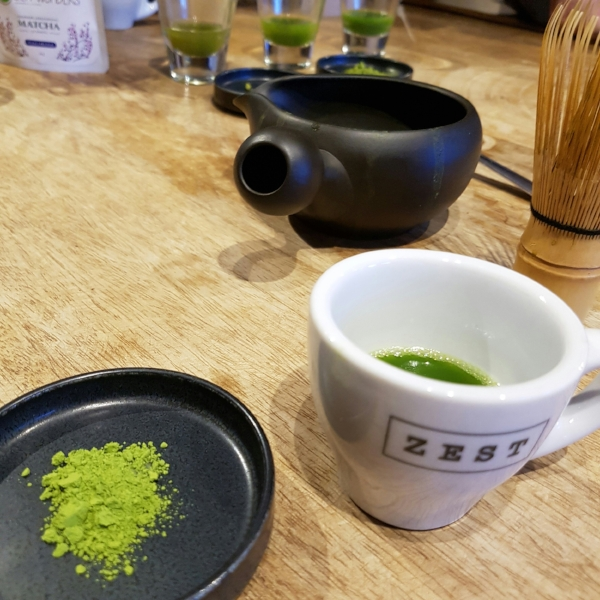 Separation Of Process - Matcha