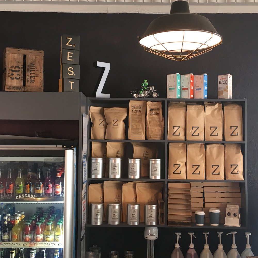 Zest Specialty Coffee At Zest Cafe Emerald