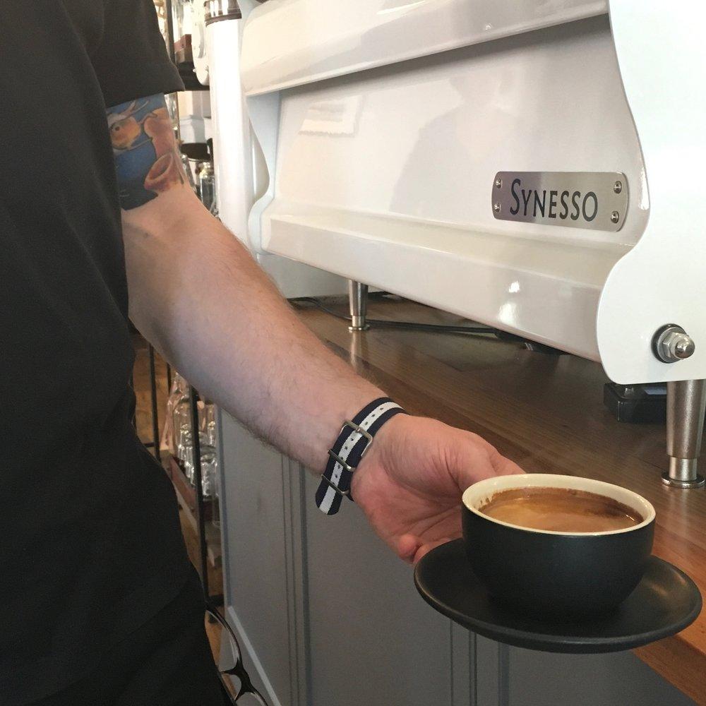 Zest Specialty Coffee - Zest Cafe