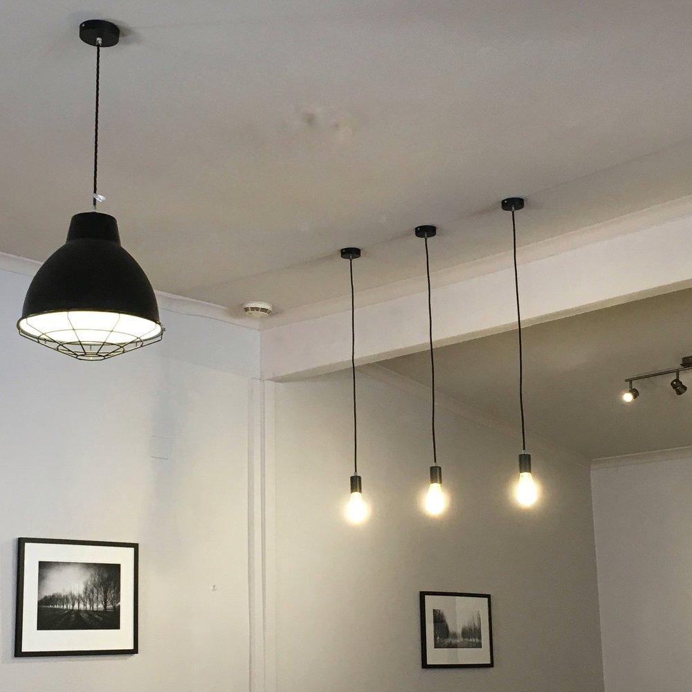 Zest Cafe Interior