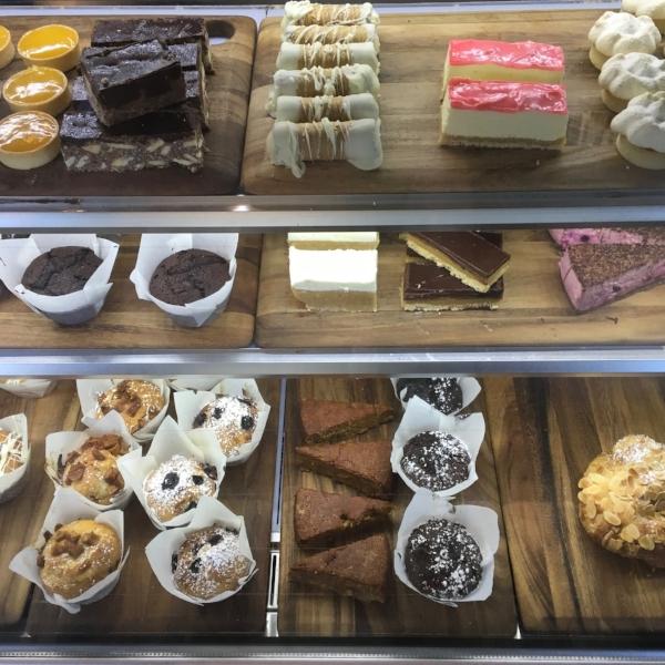 Zest Cafe Food