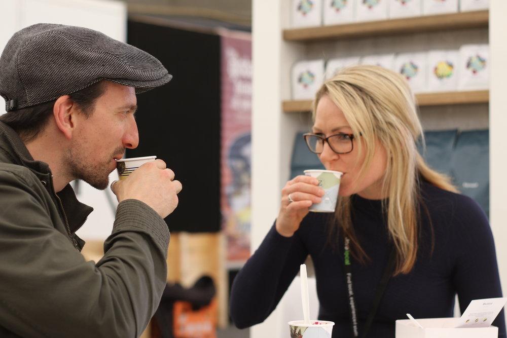 Tasting The Coffee MICE 2017