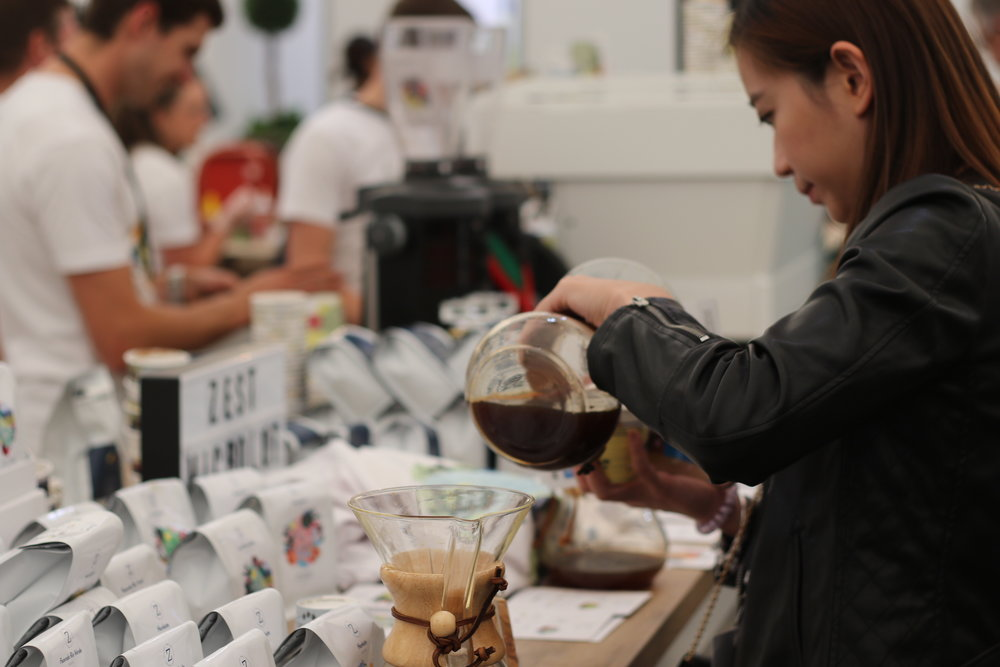 Melbourne International Coffee Expo 2017