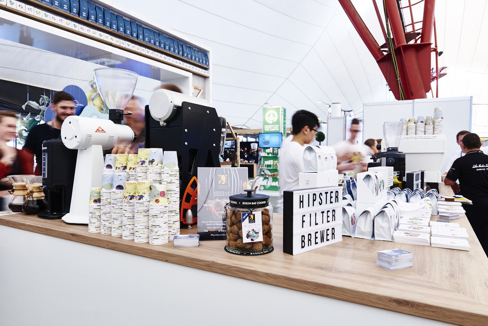 Melbourne International Coffee Expo Stand 2017