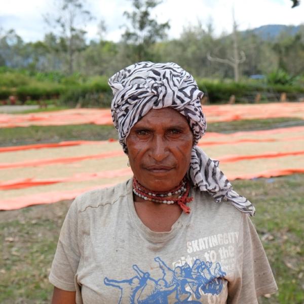 Project Raggiana Plantation Worker