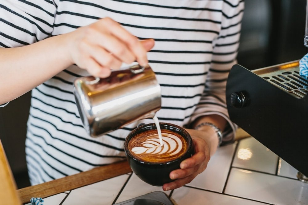 Zest For Coffee