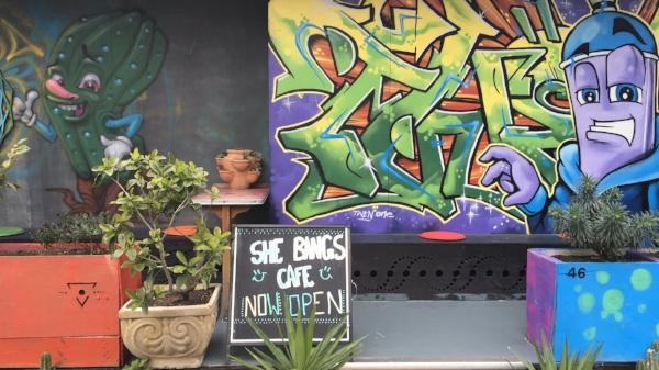 She Bangs Cafe Prahran