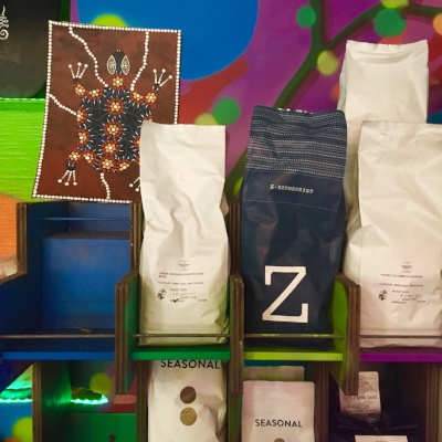Zest Specialty Coffee At She Bangs Cafe