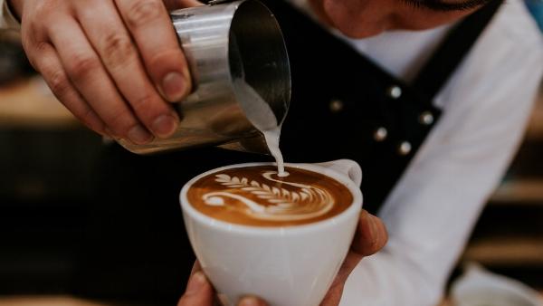 Barista Coffee Art Zest Specialty Coffee