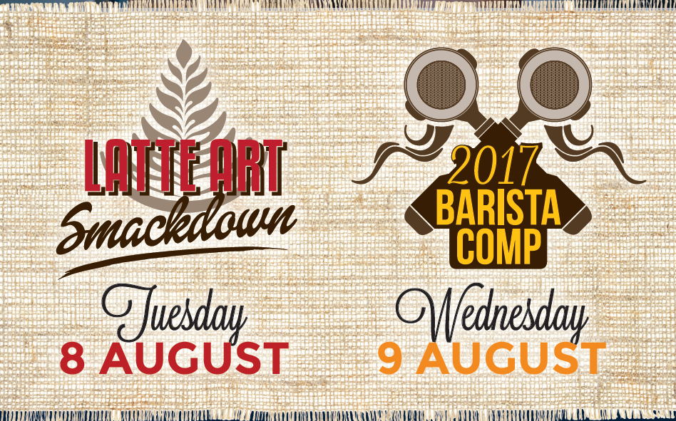 UOW Annual Barista And Latte Art Battle